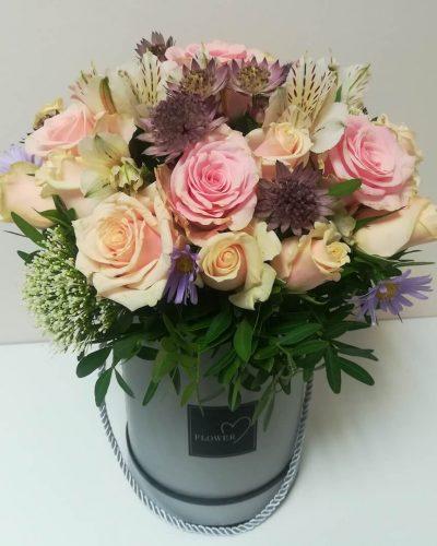Flowerbox kwiat mieszane